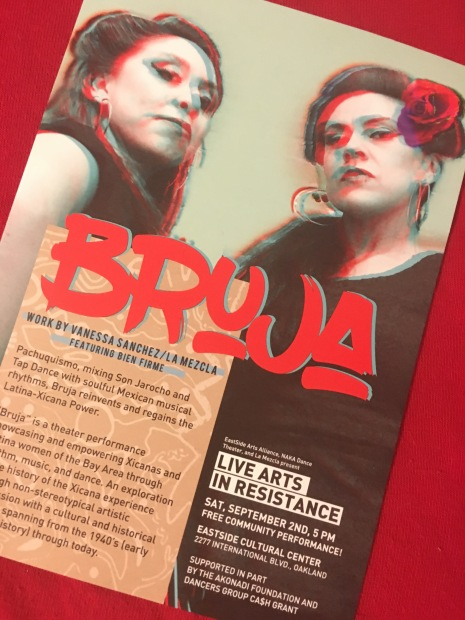 Bruja- An all women if color night of percussion