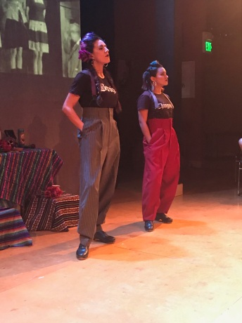 Las Pachucas at East Side Arts Alliance