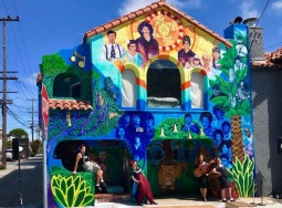 Baile en La Calle, presented by Brava Theater