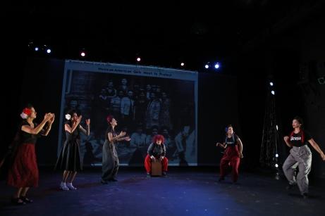Las Mujeres Activistas, Dance Mission, 9/2018
