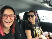 On the road to CSU Channel Island's Pachuquisma Symposium!