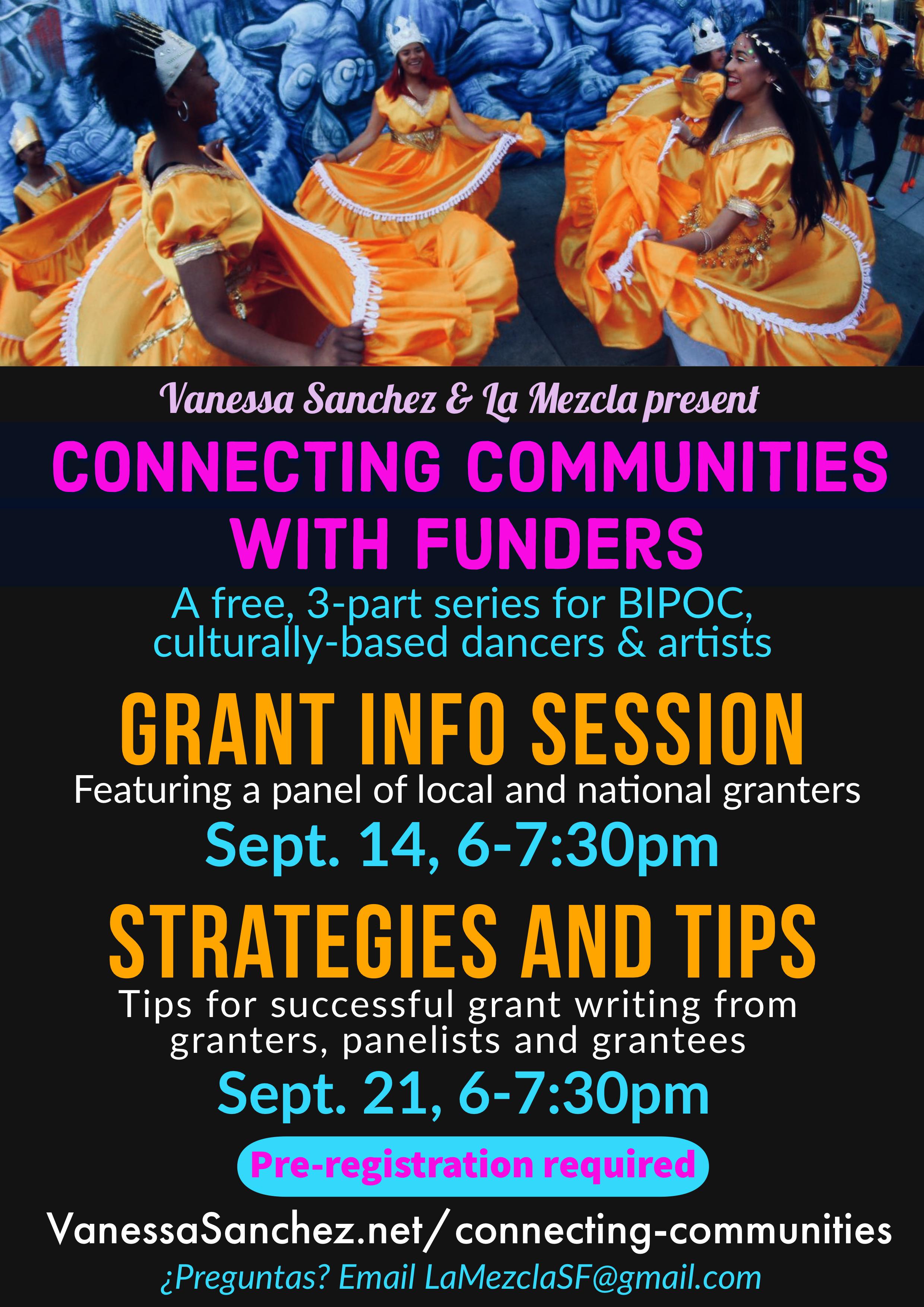 Connecting Communities flyer